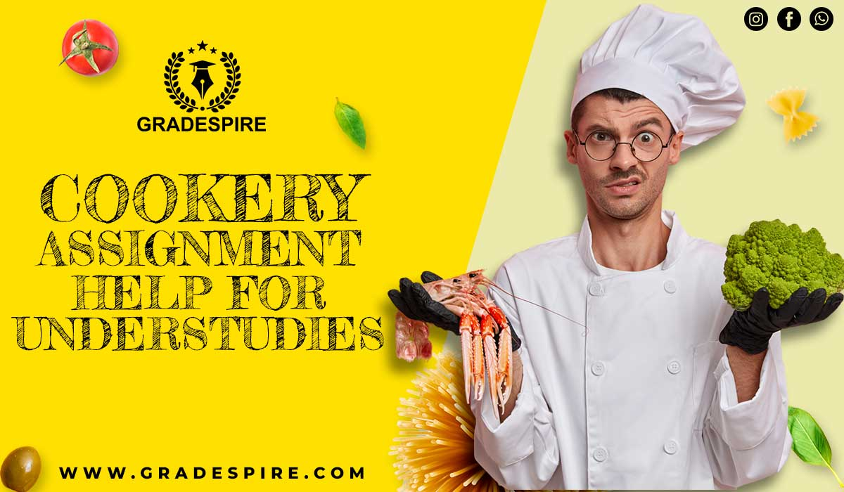 Cookery Assignment help
