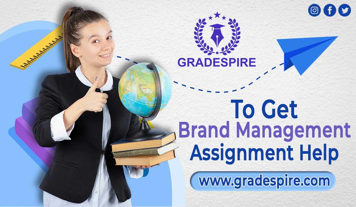 Brand Management assignment Help